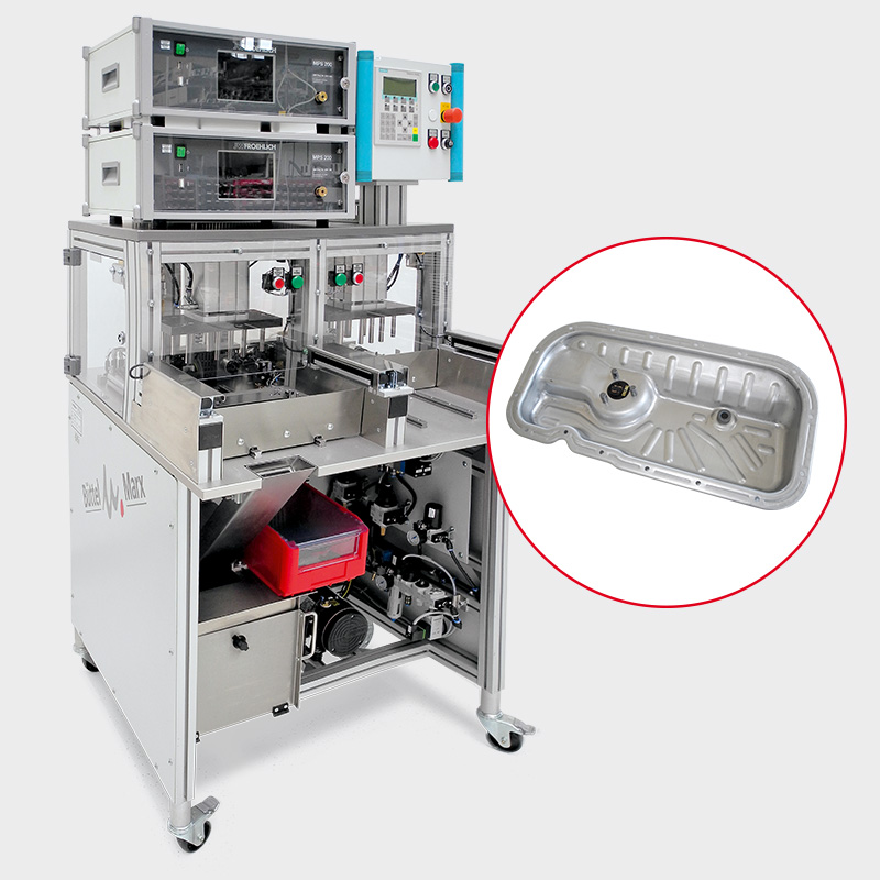 Mecanică dulapuri duble şi mecanică discuri rotative