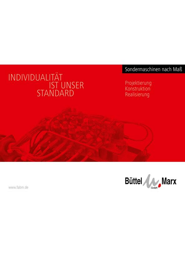 Firmenpräsentation der Büttel und Marx GmbH